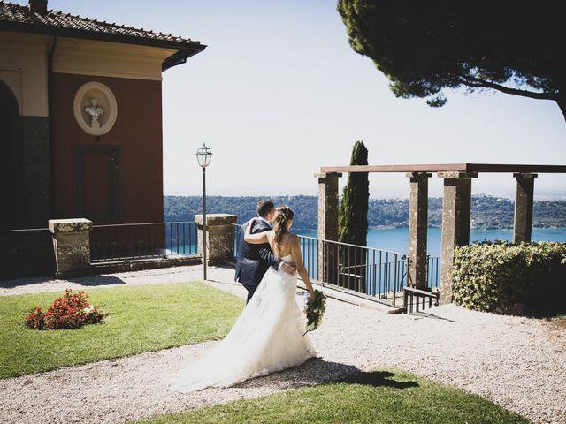 Il matrimonio di Luciano e Eleonora a Rocca di Papa, Roma 49