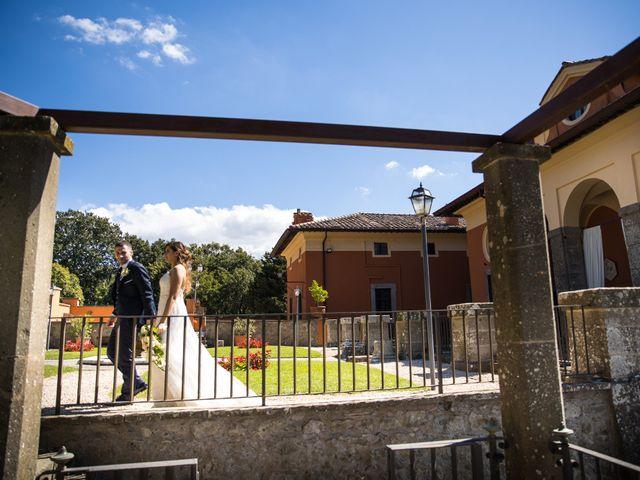 Il matrimonio di Luciano e Eleonora a Rocca di Papa, Roma 51