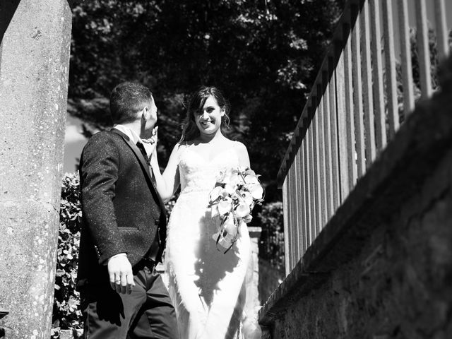 Il matrimonio di Luciano e Eleonora a Rocca di Papa, Roma 52