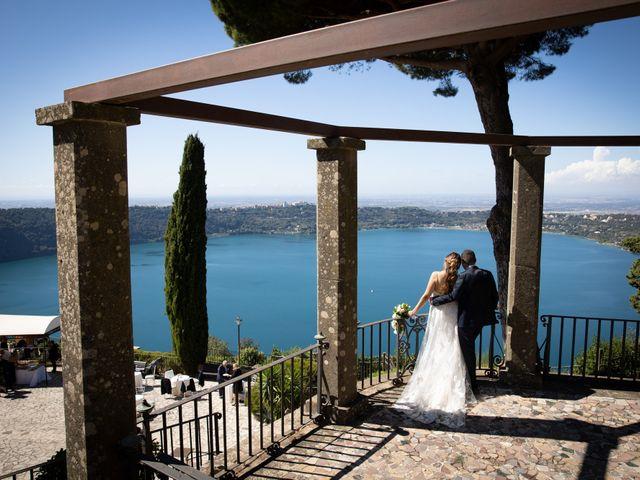 Il matrimonio di Luciano e Eleonora a Rocca di Papa, Roma 53