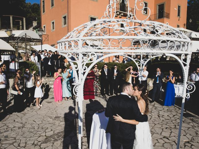 Il matrimonio di Luciano e Eleonora a Rocca di Papa, Roma 75