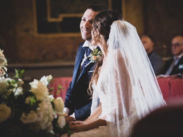 Il matrimonio di Luciano e Eleonora a Rocca di Papa, Roma 80