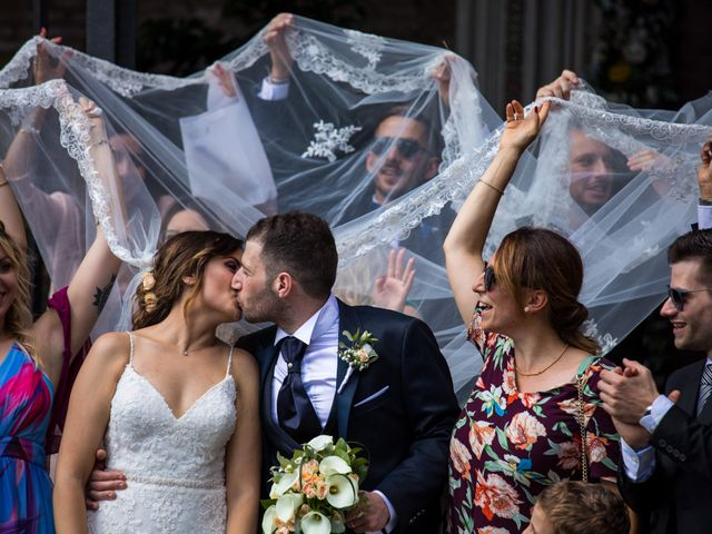 Il matrimonio di Luciano e Eleonora a Rocca di Papa, Roma 84