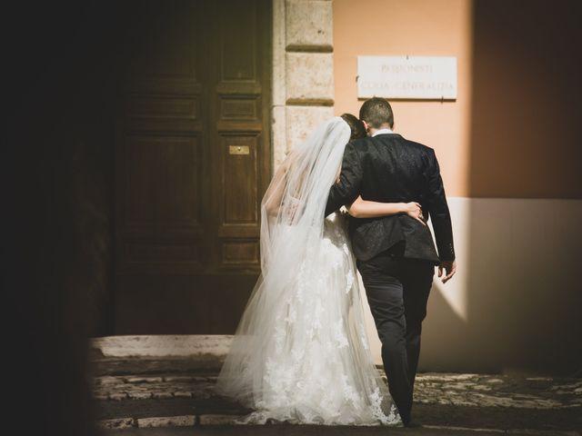 Il matrimonio di Luciano e Eleonora a Rocca di Papa, Roma 85