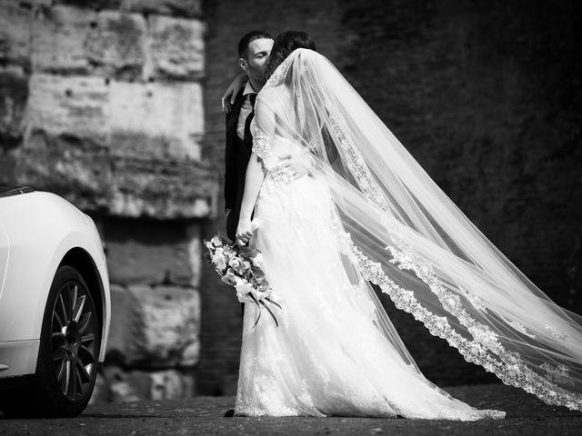 Il matrimonio di Luciano e Eleonora a Rocca di Papa, Roma 86