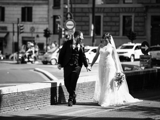 Il matrimonio di Luciano e Eleonora a Rocca di Papa, Roma 88