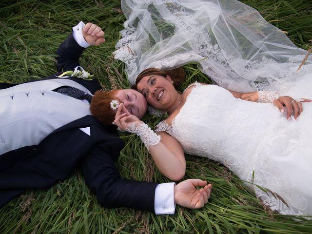 le nozze di Martina e Mattia