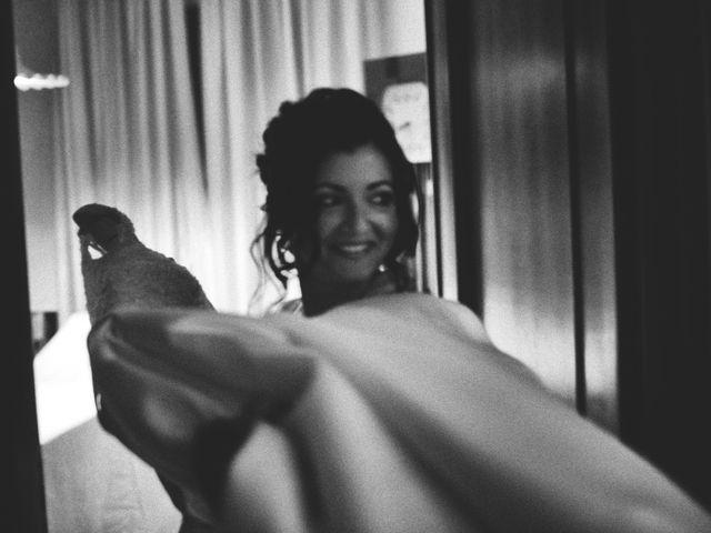 Il matrimonio di Andrea e Lisa a Bondeno, Ferrara 1