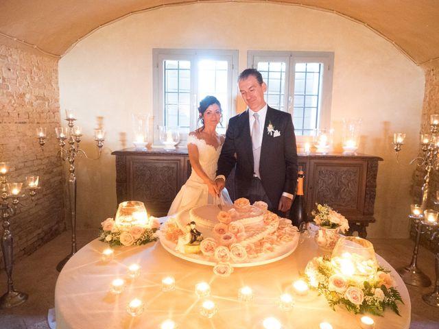Il matrimonio di Andrea e Lisa a Bondeno, Ferrara 30
