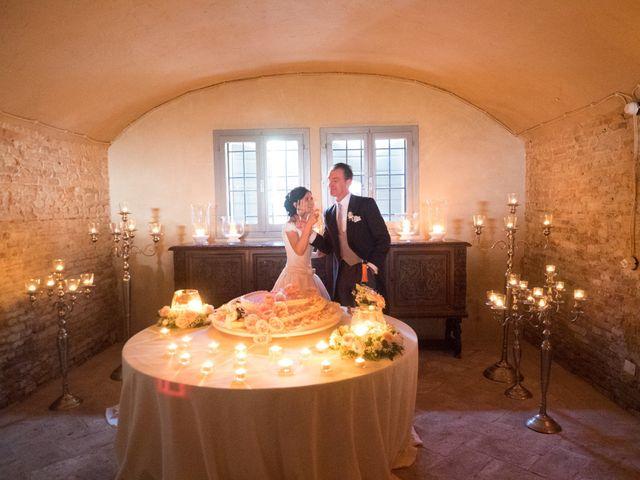 Il matrimonio di Andrea e Lisa a Bondeno, Ferrara 32