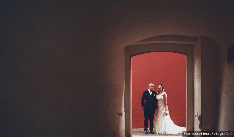 Il matrimonio di Cesare e Elena a Casacalenda, Campobasso