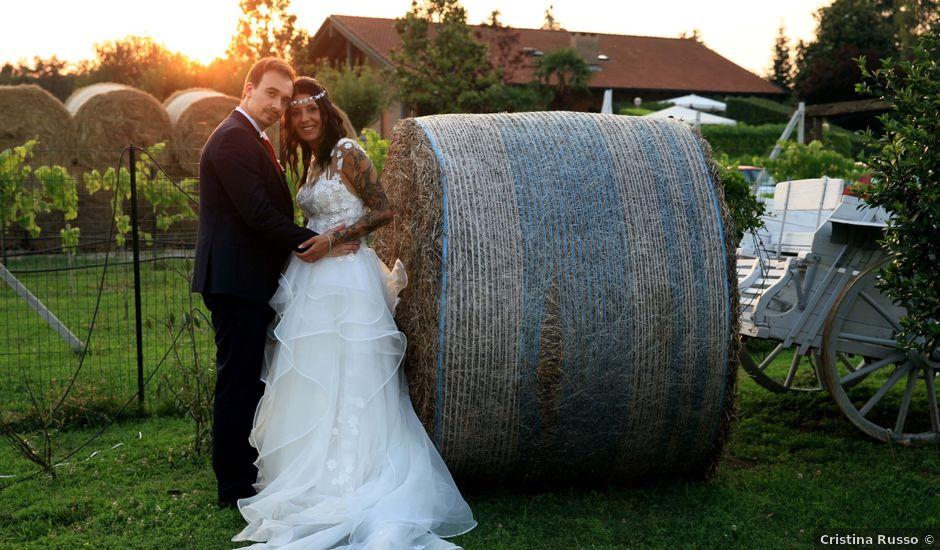 Il matrimonio di Andrea e Stefania a Senago, Milano