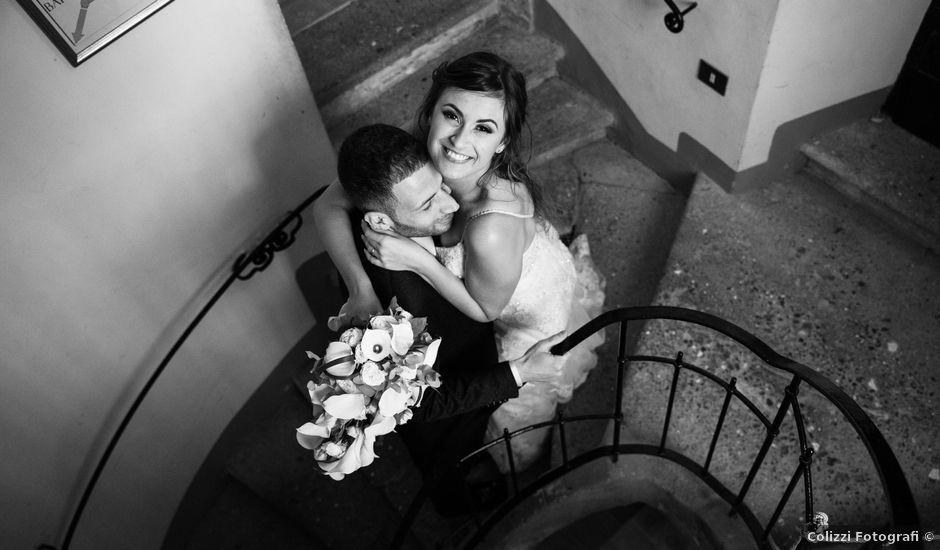 Il matrimonio di Luciano e Eleonora a Rocca di Papa, Roma