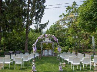 Le nozze di Melissa e Sergio 1