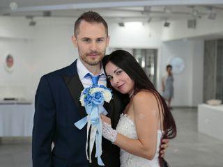 Le nozze di Elena e Kevin