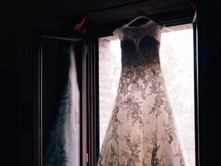 Le nozze di Eleonora e Stefano 1
