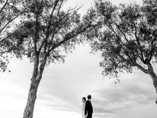 Le nozze di Oksana e Ugo