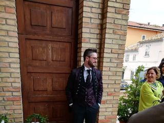 Le nozze di Debora  e Costantino  1