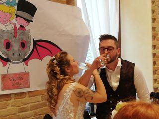 Le nozze di Debora  e Costantino