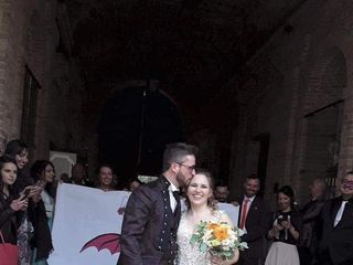 Le nozze di Debora  e Costantino  3