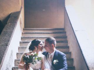 Le nozze di Federica e Rinaldo