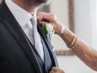 Le nozze di Giorgia e Fabrizio 1