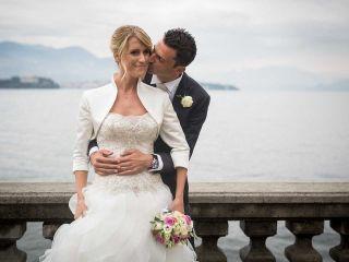 Le nozze di Stephanie e Fabio