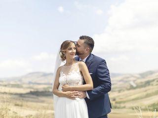 Le nozze di Nicola e Jole