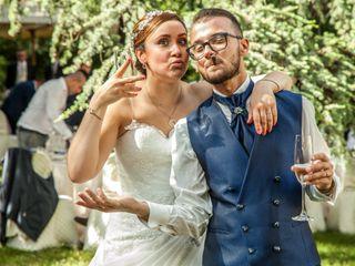 Le nozze di David e Francesca