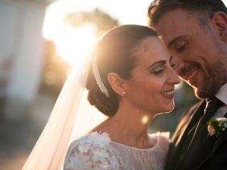 Le nozze di Mariarosaria e Francesco