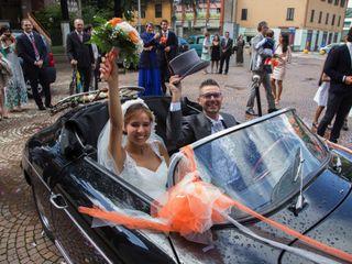 Le nozze di Cinthya e Matteo