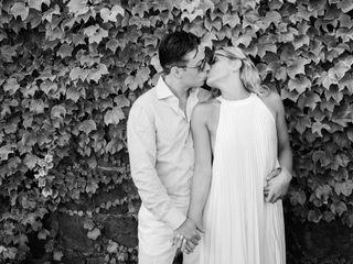 Le nozze di Cristina e Teo