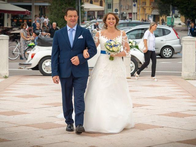 Il matrimonio di Simone  e Pamela  a Mogliano Veneto, Treviso 18