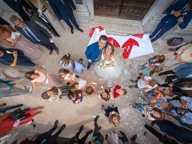 Il matrimonio di Simone  e Pamela  a Mogliano Veneto, Treviso 25