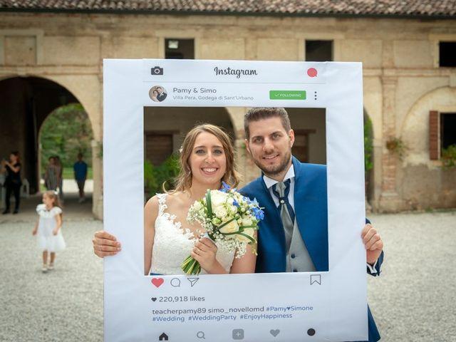 Il matrimonio di Simone  e Pamela  a Mogliano Veneto, Treviso 68