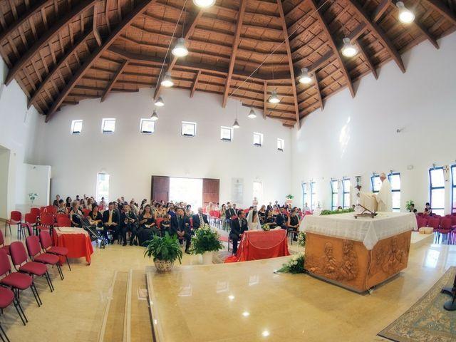 Il matrimonio di Ivan e Fatima a Caltanissetta, Caltanissetta 28