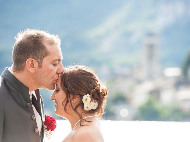le nozze di Maria Cristina e Davide