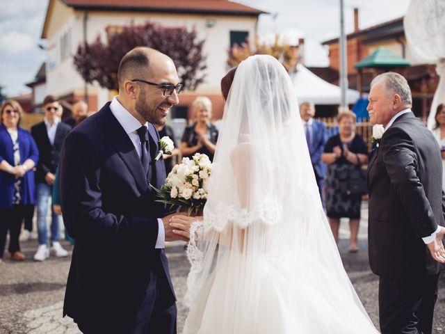 Il matrimonio di Luca e Caterina a Verona, Verona 50