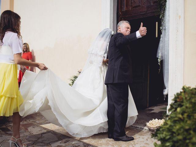 Il matrimonio di Luca e Caterina a Verona, Verona 58