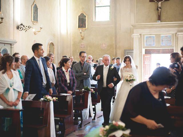 Il matrimonio di Luca e Caterina a Verona, Verona 61