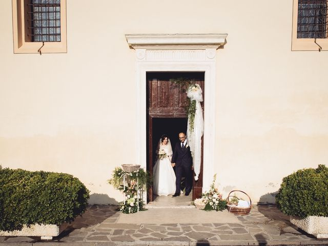 Il matrimonio di Luca e Caterina a Verona, Verona 71