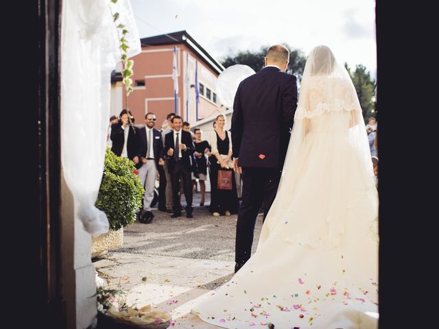 Il matrimonio di Luca e Caterina a Verona, Verona 72