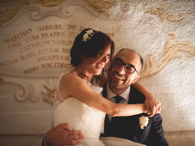 Il matrimonio di Luca e Caterina a Verona, Verona 95