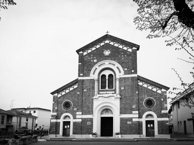 Il matrimonio di Jacopo e Giulia a Pantigliate, Milano 15