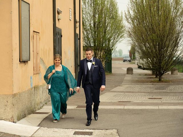 Il matrimonio di Jacopo e Giulia a Pantigliate, Milano 20