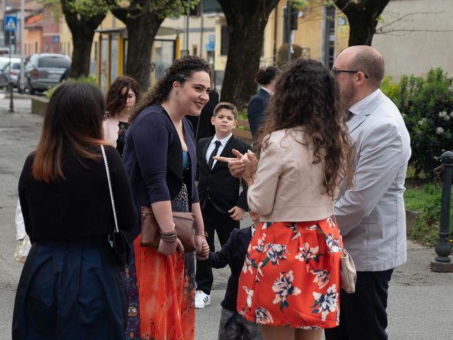Il matrimonio di Jacopo e Giulia a Pantigliate, Milano 24