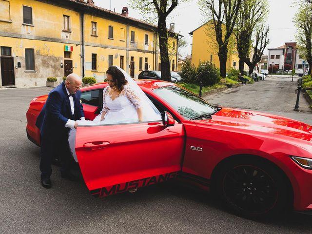 Il matrimonio di Jacopo e Giulia a Pantigliate, Milano 31