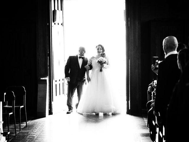Il matrimonio di Jacopo e Giulia a Pantigliate, Milano 34
