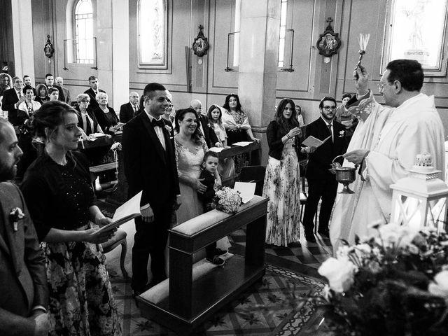 Il matrimonio di Jacopo e Giulia a Pantigliate, Milano 37