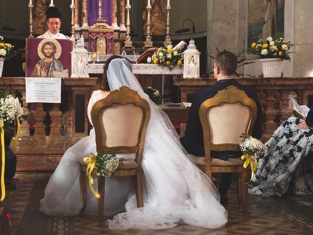 Il matrimonio di Jacopo e Giulia a Pantigliate, Milano 40